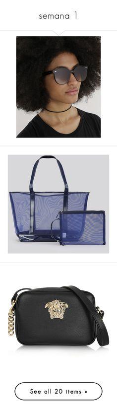 """semana 1"" by paradapermitida on Polyvore featuring bags, handbags, bolsas, purses, handbags satchels, light pink, zip top tote, hand bags, leather handbags e mini handbags"