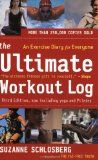 The Ultimate Workout Log: An Exercise Diary for Everyone: fitness log book