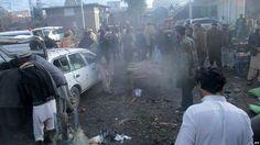 Powerful Bomb Causes Many Casualties in Northwest Pakistan #World #iNewsPhoto