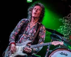 Bernie Torme Victorious With Latest Pledge Music Campaign