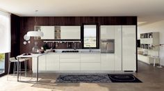 Cucina componibile Tetrix | Sito ufficiale Scavolini | Cucina ...