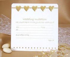 WeddingInvitations  £3.2510pk