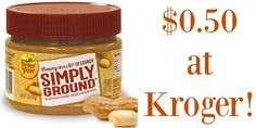 Kroger: Peter Pan Peanut Butter as low as $0.50!