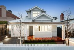 Stunning Sunday: Brand new weatherboard for sale in Essendon, Melbourne, VIC