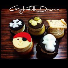 Cupcake piratas!!!