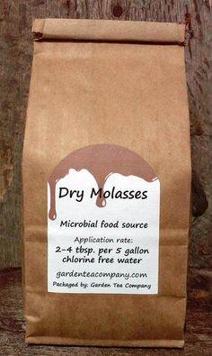 Dry Molasses