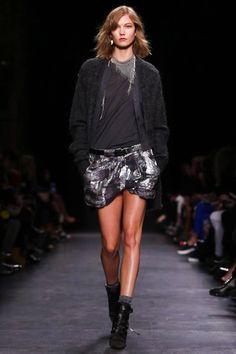 Isabel Marant Ready To Wear Fall Winter 2014 Paris - NOWFASHION