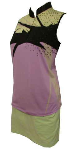 c45a68885b8 Aphrodite Jamie Sadock Ladies   Plus Size Golf Outfit at. Lori s Golf Shoppe