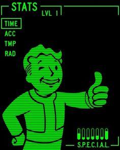 #Fallout #Applewatch #PipBoy #VaultTec #Vault111 #Fallout4 #Fallout3