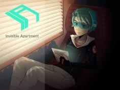 http://www.invisibleapartment.com cyberpunk visual novel coming soon - story & production by Milan Kazarka, illustrations by Camila Gormaz - http://www.bura.cl - #hacker #cyberpunk #novel #game #scifi #anime #manga #graphicnovel
