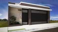 Front Gate Design, House Gate Design, House Construction Plan, Modern House Facades, My House Plans, Modern Mansion, Dream House Exterior, Outdoor Kitchen Design, House Entrance