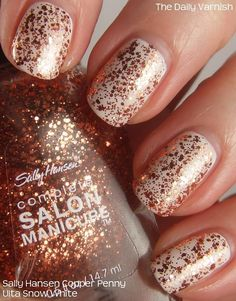 Sally Hansen - Copper Penny