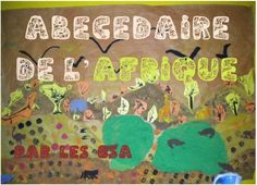 GS  - Abécédaire de l'Afrique