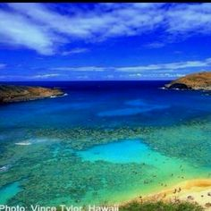 Can not wait for our vacation in Hawaii.....Hanauma Bay
