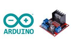 Controlar motores de corriente continua con Arduino y L298N