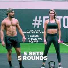 Let's get it @onnit @jenamays • Link in bio for more Onnit kettlebell workouts and tips!