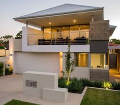 Two storey custom home with gorgeous street appeal in Dianella