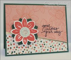 Petal Potpourri, Gold Soiree, g Lovely Amazing You, Stampin' Up!, #stampinup, Connie Babbert, www.inkspiredtreasures.com