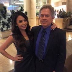 Janel with her Dad