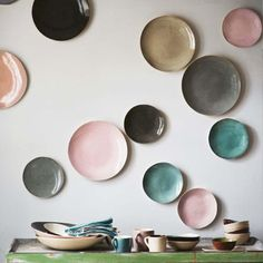 Plate It - Gallery Walls That Feel So Unexpected - Photos