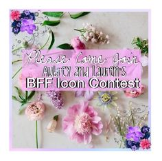 """Come and Join This Icon Contest Please"" by alove1812 ❤ liked on Polyvore featuring art, AubreysFunIcons and LaurenAndAubreysBFFContest"