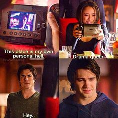 """#TVD 6x13 """"The Day I Tried To Live"""" - Bonnie, Jeremy and Damon"""