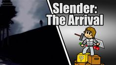 GETTING LOST AND CHARLIE - Slender: The Arrival (Part 1) - The Gaming No...