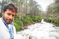 Beto Malfacini's photo beautiful water flow scenery