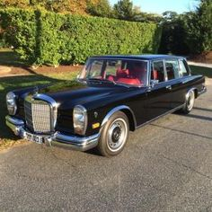 1969 Mercedes-Benz 600 SWB by kasey