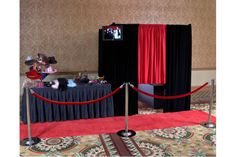Photo Booth Pro. With over 2000 events under our belt we have the experience and professionalism to provide an exciting atmosphere for your special event! Photo: Courtesy of Photo Booth Pro