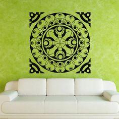 Wall decal decor decals sticker art stylist by DecorWallDecals Wall Stickers, Wall Decals, Wall Art, Decoration, Art Decor, Home Decor, Decor Ideas, Children In Africa, Salon Design
