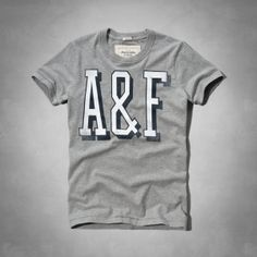 Mens Redfield Mountain Tee   Mens Graphic Tees   Abercrombie.co.uk