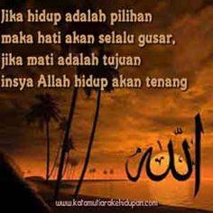 Kata Mutiara Islam Jika Hidup Pilihan