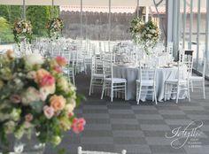 aranjamente florale si design nunta Snagov Club by Idyllic Events