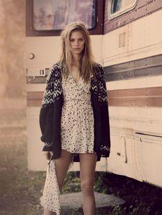Dawn Till Dusk Publication: Muse Magazine Winter 2013 Model: Lexi Boling
