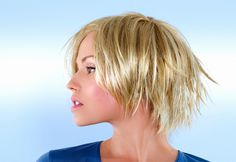 Textured Tapered Bob