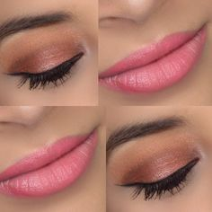 Anastasia Beverly Hills shadow couture palette look