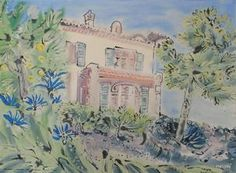 Alan Halliday, Renoir's House