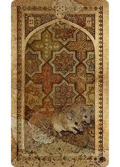 23/39 Old Arabian Lenormand by Neil Lovell
