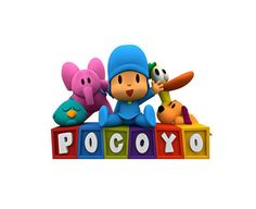 Pocoyo Image Pocoyo and Friends Image Pocoyo Cutout Pocoyo aand Friends Cutout Pocoyo Template Large Pocoyo and Friends TV Cartoon Cutout by ICreateAndCollect on Etsy