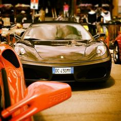 Ferrari f430 a #Livigno #ferrari #offthemind