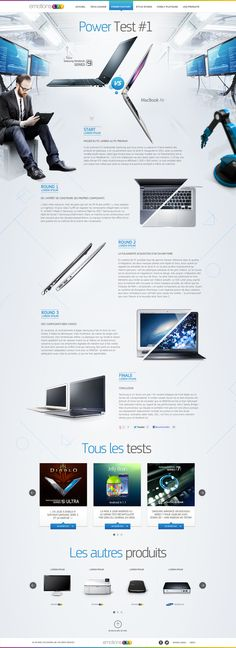 Emotions Lab by Samsung by yul , via Behance