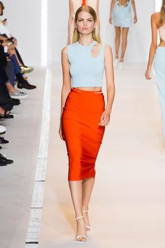 """whore-for-couture: """"mulberry-cookies: """"Daphne Groeneveld @ Mugler Spring/Summer 2015 """" Haute Couture Blog :) """""""