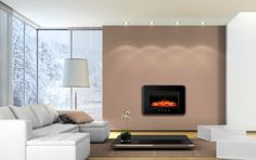 retro style, available in red, black, cream and silver. Flueless Gas Fires, Retro Appliances, Gas Supply, Mid Century Living Room, Electric Fires, Design Awards, Living Spaces, Cool Designs, New Homes
