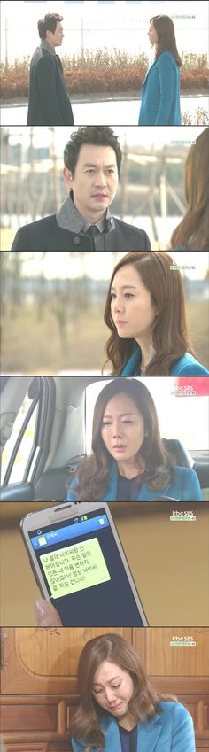 My Love, Madame Butterfly Episode 41: Yeom Jung Ah Breaks Up With Park Yong Woo For Him