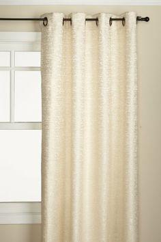 Regal Home Montclair 52-Inch by 84-Inch Grommet Textured Jacquard Window Panel, Beige Regal Home Collections http://www.amazon.com/dp/B0060L0UUI/ref=cm_sw_r_pi_dp_yzjOtb1PNGB6RJZQ