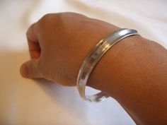 Do you wear any bracelets or rings permanently?
