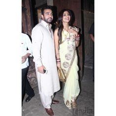 Bollywood Replica - Shilpa Shetty Lime Saree - 409 (CM-Vol-13)