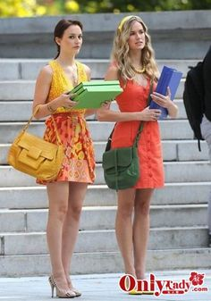 Gossip Girl Season 4: Fashion Dress of Blair | gossip girl, gossip girl season 4, gossip girl fashion, Tutorial
