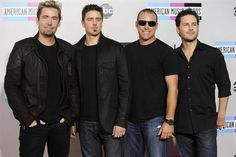 Nickelback! Love!